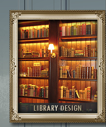 Books for Libraries, Library Design for Business and Personal use.